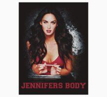 Jennifers Body [for black tshirts] by EllieTheZombie
