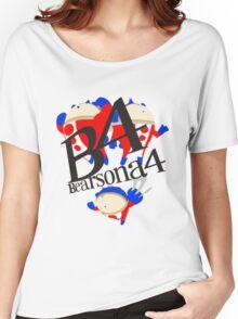 Bearsona 4 Women's Relaxed Fit T-Shirt