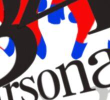 Bearsona 4 Sticker
