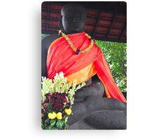 Indonesian Buddha Canvas Print