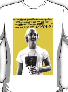 David Wooderson Birthday Card T-Shirt
