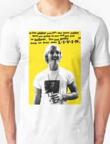 David Wooderson Birthday Card Unisex T-Shirt