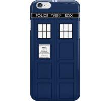 TARDIS Case iPhone Case/Skin