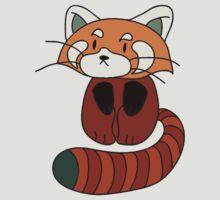 Cute Red Panda by SaradaBoru