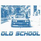 Old school E30 by GKuzmanov