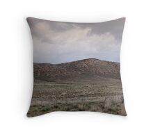 Wilderness Plains Throw Pillow