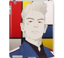DDD iPad Case/Skin