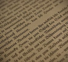 Old Book German Font by Netsrotj