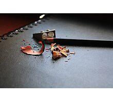 Sharpening Photographic Print