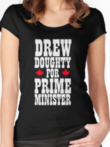 Prime Minister of Canada Women's Fitted Scoop T-Shirt