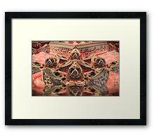 Port Rubicon Framed Print