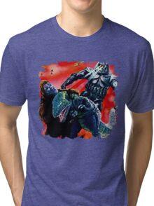 Mecha a troi Tri-blend T-Shirt