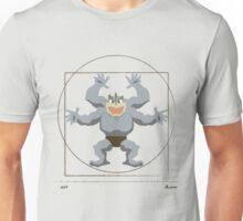 Da Vinci's Machamp Unisex T-Shirt