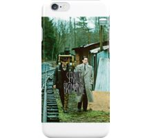 Serious Bromance - Truman and Cooper iPhone Case/Skin