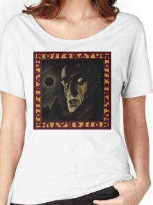 Nosferatu Women's Relaxed Fit T-Shirt