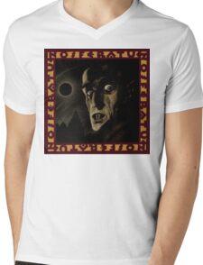 Nosferatu Mens V-Neck T-Shirt