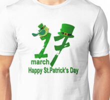 17 March St. Patrick's Day T-Shirts & Hoodies Unisex T-Shirt