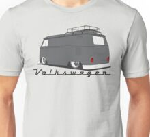 Volkswagen Bus-Light Unisex T-Shirt