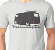 Volkswagen Bus-Dark Unisex T-Shirt