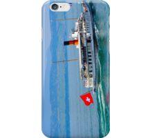 Lake Geneva iPhone Case/Skin