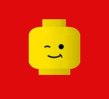 Lego Head by box182