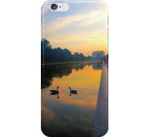 Reflection Pool Washington, DC iPhone Case/Skin