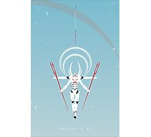Evangelion - The Final Executor Photographic Print