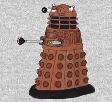 Bronze Dalek. by Mister Dalek and Co .