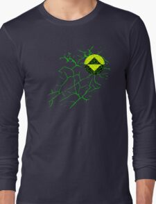 Infected Guardian Icon Long Sleeve T-Shirt