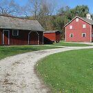 All Hale the Barns by Monnie Ryan