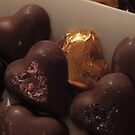 Homemade chocs. by Livvy Young