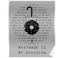 Mystrade is my division Poster