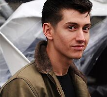 Alex Turner by musicenthusiast