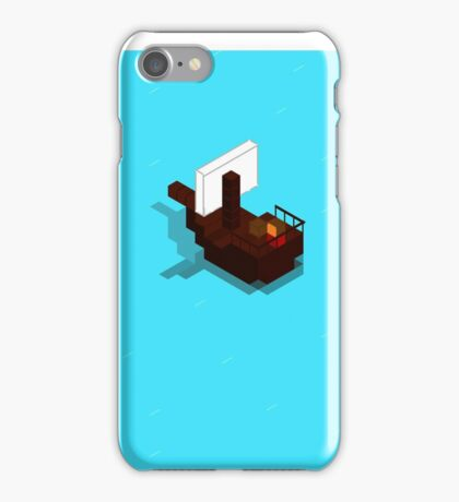 Lonley Ship iPhone Case iPhone Case/Skin