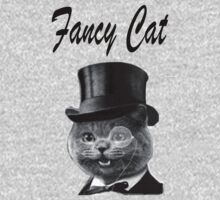 Fancy Cat Tee by Thomas91p