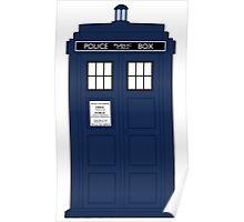 TARDIS Case Poster