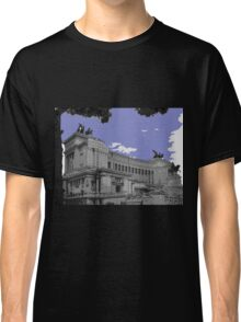 The Wedding Cake In Rome Classic T-Shirt