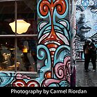 Carmel Riordan's Exhibition Hanging Space by Shot in the Heart of Melbourne, 2014