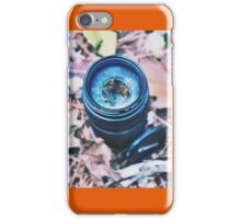 Camera Lens iPhone Case/Skin