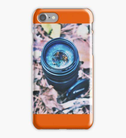 Camera Lens iPhone Case/Skin