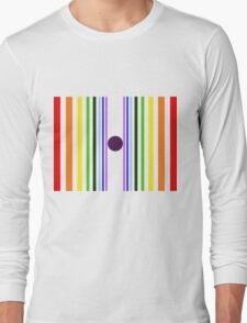 Rainbow Doppler Long Sleeve T-Shirt