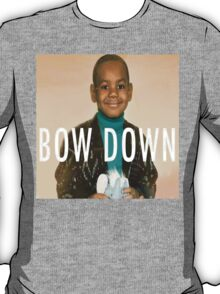 Lebron Bow Down  T-Shirt