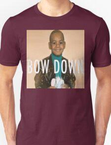 Lebron Bow Down  Unisex T-Shirt