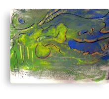 Waccamaw Reflection Canvas Print