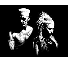 Die Antwoord Photographic Print