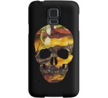Death By Burger Samsung Galaxy Case/Skin