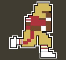 Nintendo Tecmo Bowl San Fransisco 49ers Jerry Rice by jackandcharlie