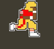 Nintendo Tecmo Bowl San Fransisco 49ers Jerry Rice Unisex T-Shirt