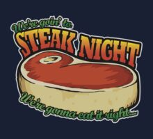 Scrubs - Steak Night by RetroMelon