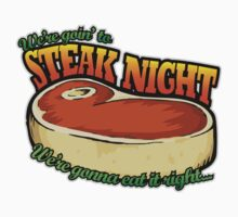 Scrubs - Steak Night Kids Clothes